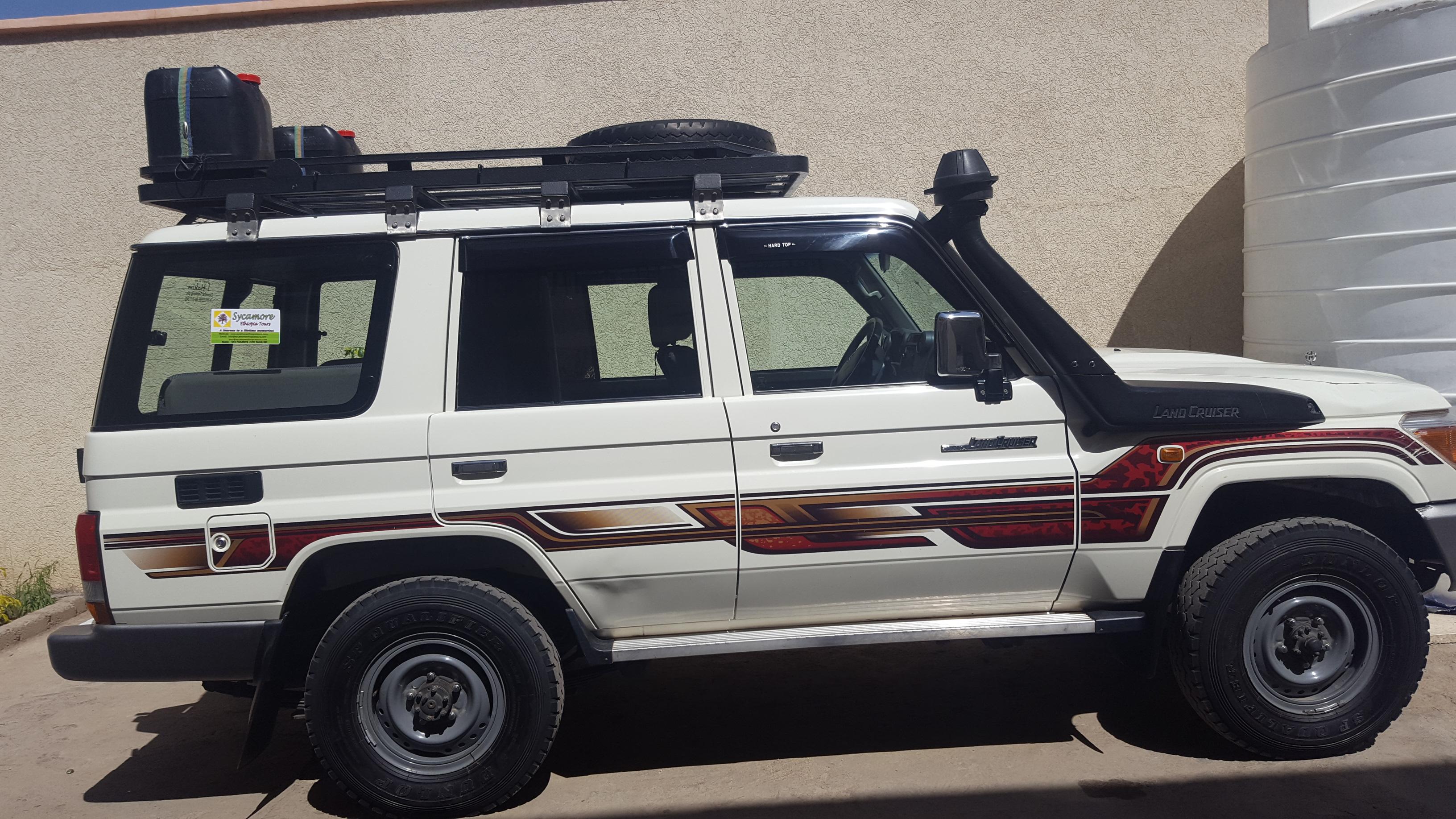 Sycamore 4WD