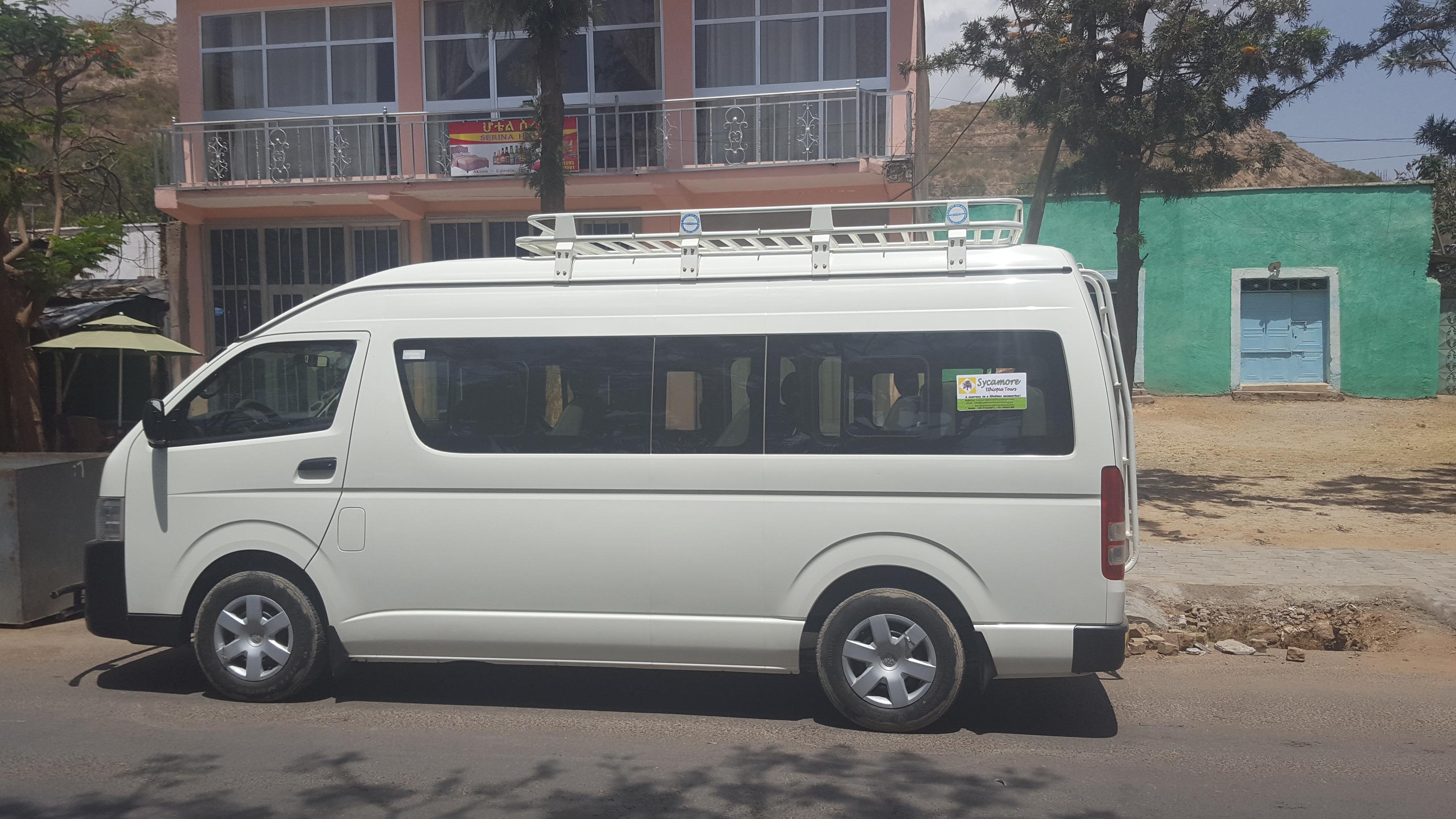 Sycamore Toyota Mini Van